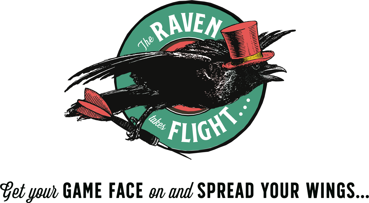 Take Flight at the Raven