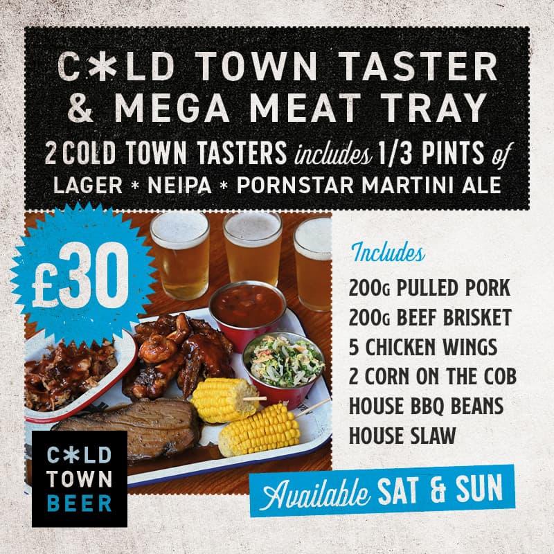Raven Bar Cold Town Beer Deals